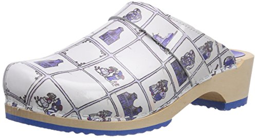 Gevavi Women's 6006 Bighorn Clogs Blu (Blau (Blau(del.blauw) 94)) under $60 outlet collections discount very cheap outlet sast free shipping best wholesale scB4bF5