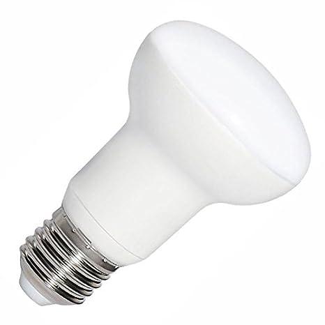 Agfri Bombilla LED R63 E27, 9 W, Blanco, 60 x 105 mm: Amazon.es: Iluminación