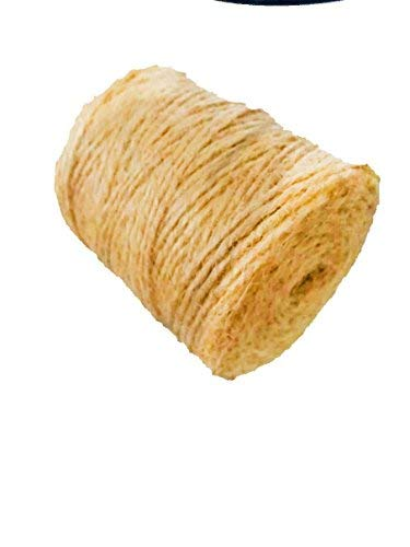 Natural Jute Twine by AAYU Gifts Bundling Decoration Jute Rope for Industrial Packaging Arts /& Crafts 3Ply x 120 Meter Gardening and Home
