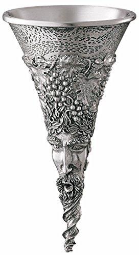 Royal Selangor 014577R Vinifera Bacchus Funnel, Pewter by Royal Selangor