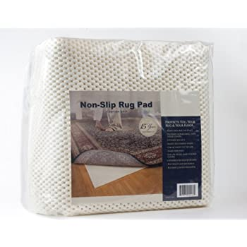This Item Cushion Grip Non Skid Area Rug Pad For 8 Feet Round Rug