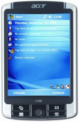Acer n311 (n300 series) traditional pda. 400mhz, 64m ram, 128m rom.