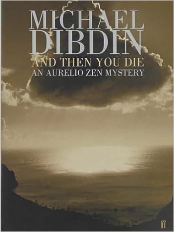 And Then You Die (Aurelio Zen)