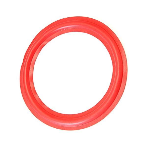 12-Inch-R-Rim-Foam-Repair-Woofer-Bass-Loudspeaker-Speaker-Rim-Foam-Surrounds-Red