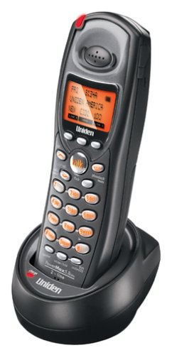 (Uniden TCX860 Accessory Handset for TRU8866 Expandable Phone System (Black))