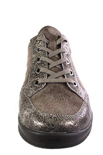Women's Lace Flats Taupe Semler up BpqzdCw