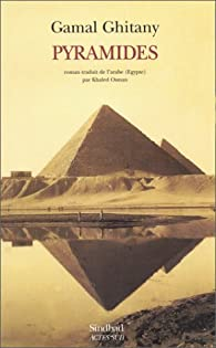 Pyramides par Gamal Ghitany
