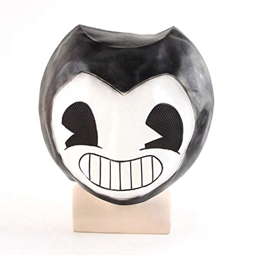 Halloween Cosplay Mask Latex Full Head Face Headgear Adult Kids Funny Horror Party Costume Prop
