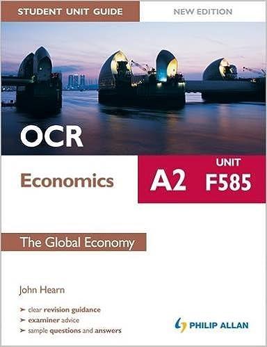 ocr economics f585 case study
