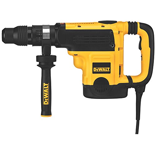 DEWALT D25721K 1-7/8-Inch SDS Max Rotary Hammer with Shocks and 2-Stage Clutch (Electronic Max Sds)