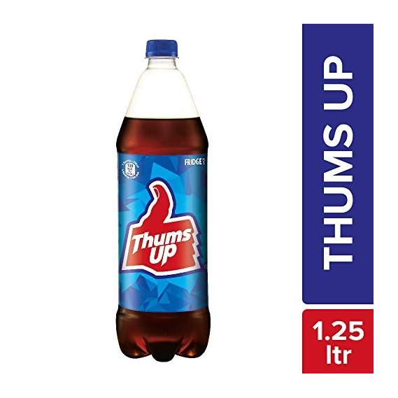Thums-Up Soft Drink, 1.25L Bottle (Fridge Pack)