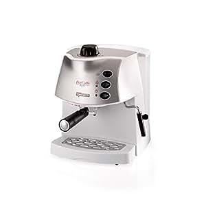 Termozeta BARCAFFÈ 9000 - Cafetera (Independiente, Plata, Espresso machine, De café molido, Vaina, Capuchino, Café, Café expreso, 1,2L)
