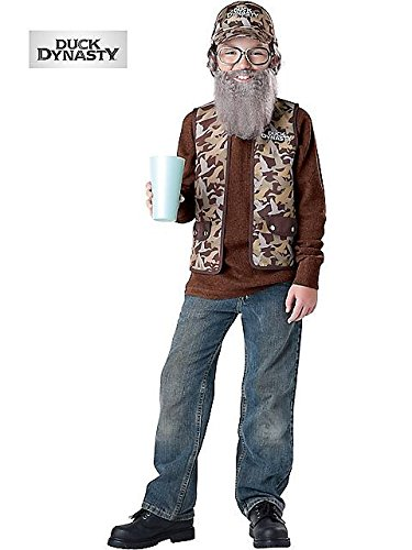 Duck Dynasty Costume - (Duck Dynasty Si Robertson Halloween Costume)