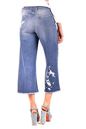 Valentino Mujer Algodon Azul Red Ezbc026057 Jeans AqxdAOw