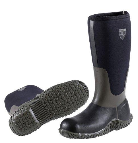 USG Outdoor Stiefel Beth 5.0, schwarz/moor, 41 (UK 7)
