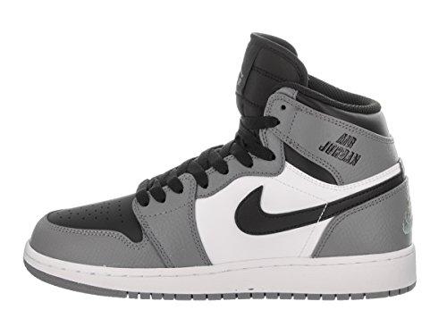 Nike - Zapatillas de deporte para hombre rojo rojo Grey White