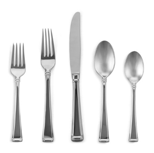 Gorham Column II 89-Piece Flatware Set