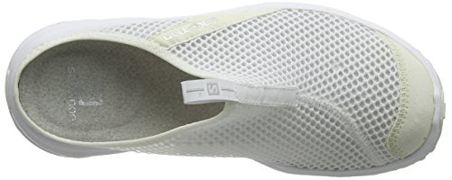 000 white Metallic white Mixte Slide Rx De silver Randonnée 3 0 x Basses Chaussures Blanc Salomon Adulte 7aqRPR