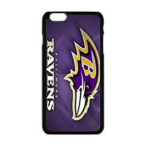 Purple ravens Cell Phone Case for iPhone plus 6