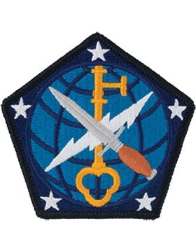 P-0704A-F, 704th Military Intelligence Brigade, Full Color ( A-1-879 ) PATCHES & TABS