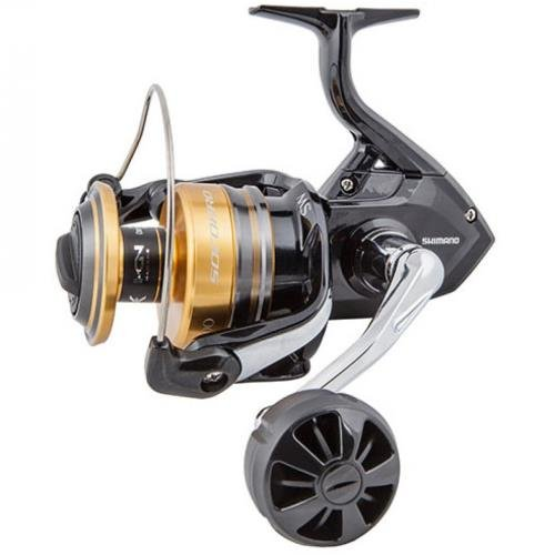Shimano socorro 8000 sw heavy duty saltwater fishing reel for Heavy duty fishing rods