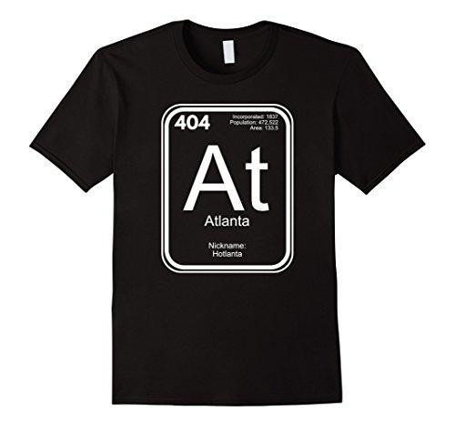 Atlanta TShirt Periodic Table Georgia - Atlanta Shoppes