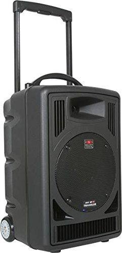 - Galaxy Audio TV8 Portable PA System (TV800000000