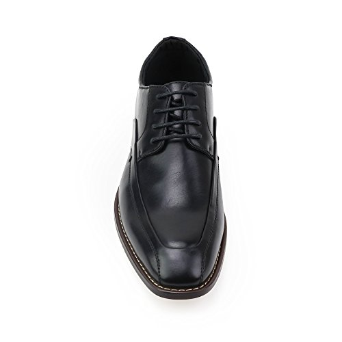 Xray Mens Roller Plain Toe Oxford Nero