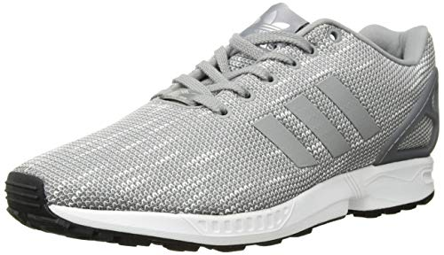 adidas Sneaker Grey Originals ZX Men's White Fashion Grey Flux ZXqZ0rSng