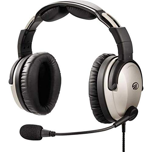 (Lightspeed Zulu 3 Aviation Headset - GA Plugs )