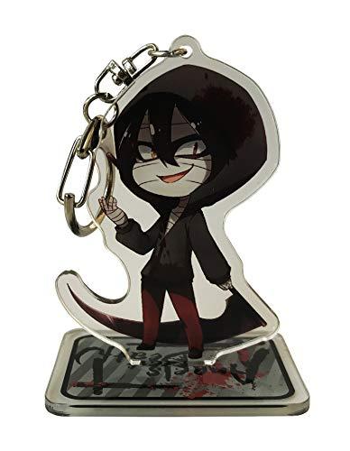 Wildforlife Anime Angels of Death Acrylic Keychain Figure (Zack)