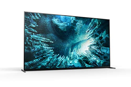 Sony KD-85Z8H Smart TV (Android TV) | Full Array LED | 8K | 85 inch | High Dynamic Range (HDR) | Z8H Series