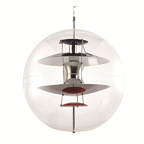 (Fine Mod Imports FMI9285-clear World Hanging Lamp, Clear)
