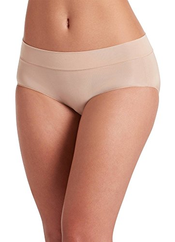 Jockey Women's Underwear Line Free Look Hipster, Light, 5