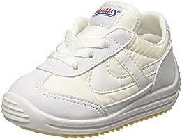 Panam 0084-011N Tenis para Niños, Color Blanco, 14