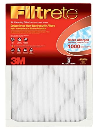 3M Filtrete 23.5x23.5x1 Micro Allergen Reduction Air Filter