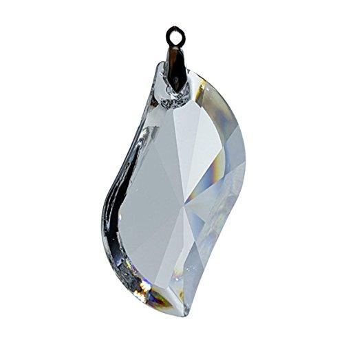 #7122-63, Austrian Crystal Fancy S Feng Shui Window Prism 63mm / 2.5 Inches (Fancy Crystal Austrian)