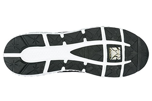 Emporio Armani EA7 scarpe sneakers uomo nuove originale spirit basic nero nero Precios De Venta Baratos Espacio Libre En Busca De Barato 2018 Nueva Ver dL0kKss