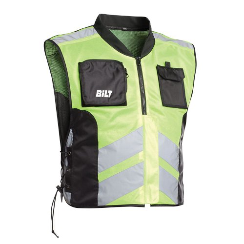 BILT Solar Reflective Vest - XL-4XL, Yellow
