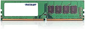 Patriot Signature Line 4GB DDR4 DRAM Module 2400 MHz (PC4-19200) PSD44G240081