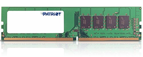 Ddr Dram Computer Memory - Patriot Signature Line 4GB DDR4 DRAM Module 2400 MHz (PC4-19200) PSD44G240081