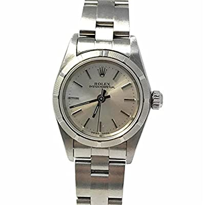 Rolex Oyster Perpetual swiss-automatic womens Watch 76030 (Certified Pre-owned)