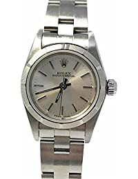Oyster Perpetual swiss-automatic womens Watch 76030 (Certified Pre-owned)