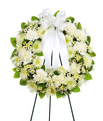 Big Sympathy Arrangement - Same Day Funeral Flowers Delivery - Condolence Flowers - Flowers For Funeral - Funeral Flower Arrangements - Funeral Plants by eshopclub