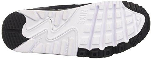 Para Mesh Correr black black Nike Air Negro gs Niños 90 Zapatillas white Max 8xUx0Ig
