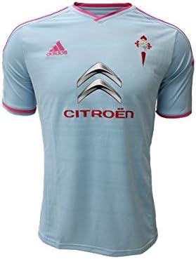 adidas Camiseta Celta de Vigo 1ª 2014-15: Amazon.es: Deportes y ...