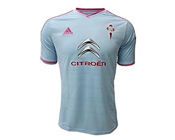 Adidas Camiseta Celta de Vigo 1ª 2014-15: Amazon.es: Deportes y aire libre