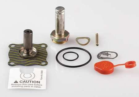 Valve Rebuild Kit, With Instructions