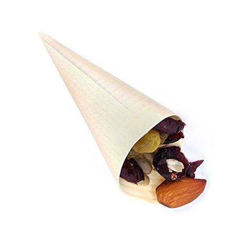CiboWares Wooden Tasting Cone, 1.5