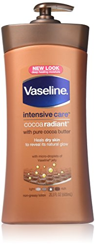 Vaseline Intensive Care Cocoa Radiant 20.3 Oz (2Pack) Review